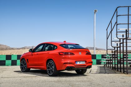 2020 BMW X4 ( F98 ) M Competition 18