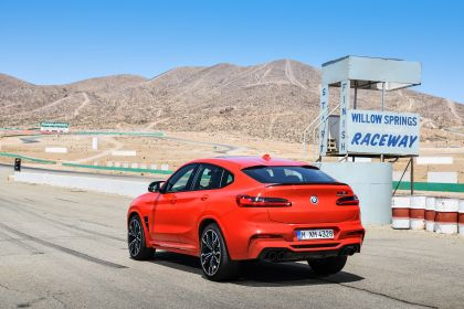 2020 BMW X4 ( F98 ) M Competition 19