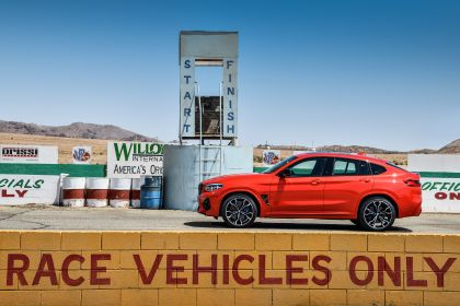 2020 BMW X4 ( F98 ) M Competition 20