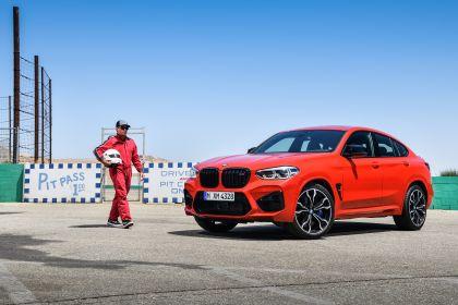 2020 BMW X4 ( F98 ) M Competition 22