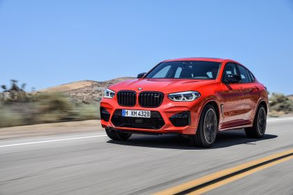 2020 BMW X4 ( F98 ) M Competition 27