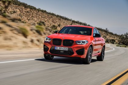 2020 BMW X4 ( F98 ) M Competition 28