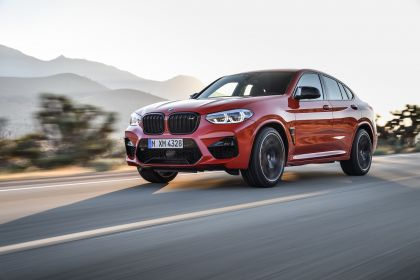 2020 BMW X4 ( F98 ) M Competition 29