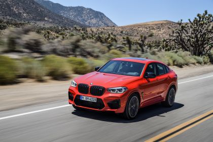 2020 BMW X4 ( F98 ) M Competition 30