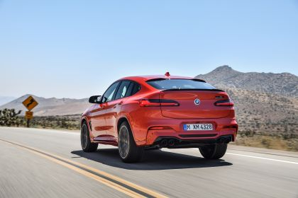 2020 BMW X4 ( F98 ) M Competition 32