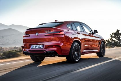 2020 BMW X4 ( F98 ) M Competition 33