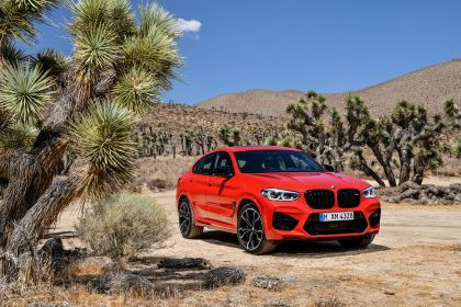 2020 BMW X4 ( F98 ) M Competition 34