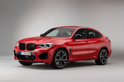 2020 BMW X4 ( F98 ) M Competition 57