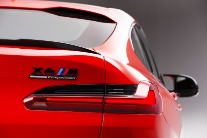 2020 BMW X4 ( F98 ) M Competition 71