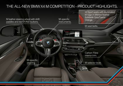 2020 BMW X4 ( F98 ) M Competition 85