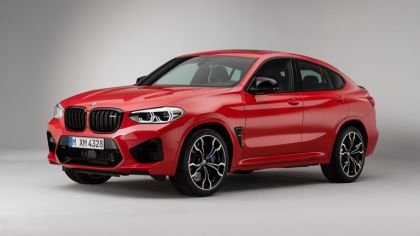 2020 BMW X4 ( F98 ) M Competition 6