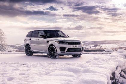 2020 Land Rover Range Rover Sport HST 4