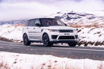 2020 Land Rover Range Rover Sport HST 7