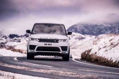 2020 Land Rover Range Rover Sport HST 8
