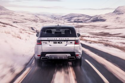 2020 Land Rover Range Rover Sport HST 9