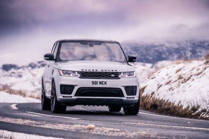 2020 Land Rover Range Rover Sport HST 11