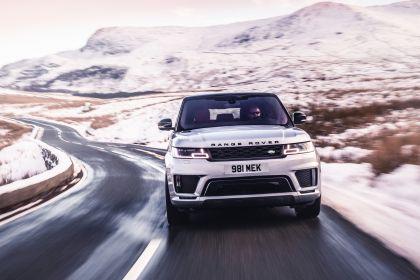 2020 Land Rover Range Rover Sport HST 12