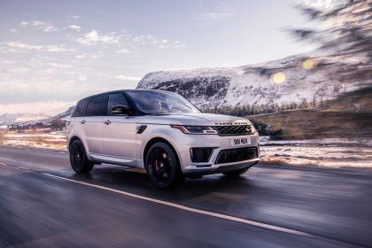 2020 Land Rover Range Rover Sport HST 14