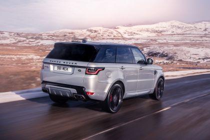 2020 Land Rover Range Rover Sport HST 15