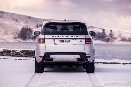 2020 Land Rover Range Rover Sport HST 17
