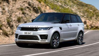 2020 Land Rover Range Rover Sport HST 6