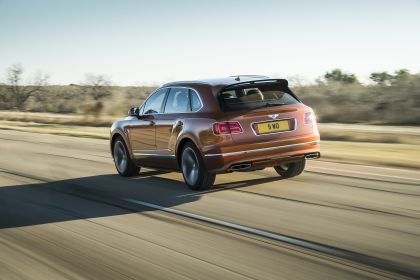 2020 Bentley Bentayga Speed 6