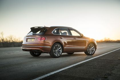 2020 Bentley Bentayga Speed 7