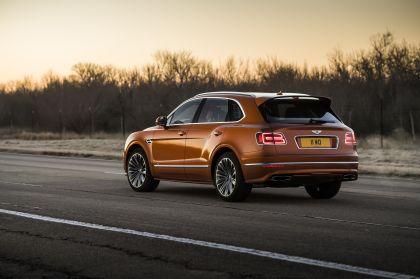 2020 Bentley Bentayga Speed 8
