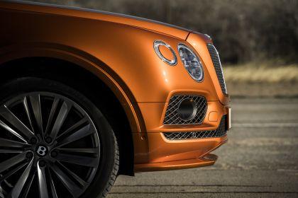 2020 Bentley Bentayga Speed 9