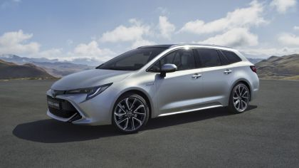 2019 Toyota Corolla touring sports 4