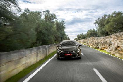 2019 Toyota Corolla touring sports 2.0 9