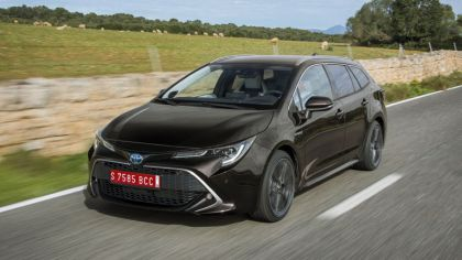 2019 Toyota Corolla touring sports 2.0 6