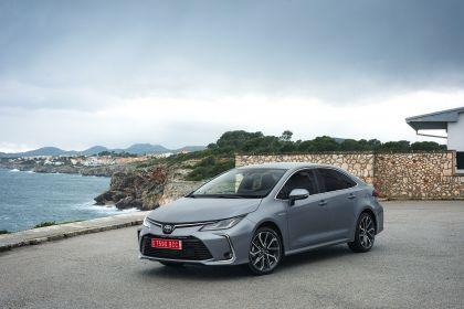 2019 Toyota Corolla sedan 1.8 9