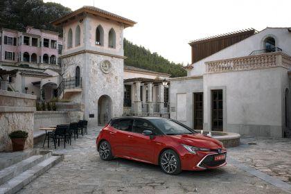 2019 Toyota Corolla hatchback 2.0 4