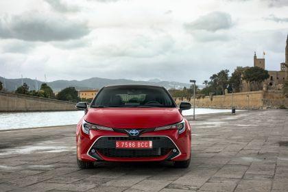 2019 Toyota Corolla hatchback 2.0 7