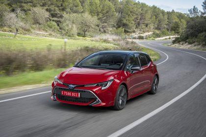 2019 Toyota Corolla hatchback 2.0 11