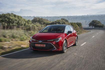 2019 Toyota Corolla hatchback 2.0 12