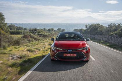 2019 Toyota Corolla hatchback 2.0 16