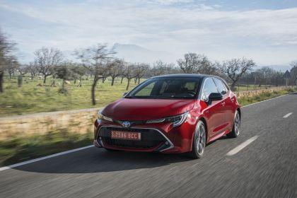 2019 Toyota Corolla hatchback 2.0 18