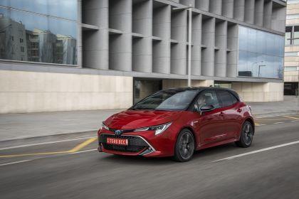 2019 Toyota Corolla hatchback 2.0 20