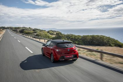 2019 Toyota Corolla hatchback 2.0 32
