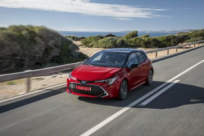 2019 Toyota Corolla hatchback 2.0 33