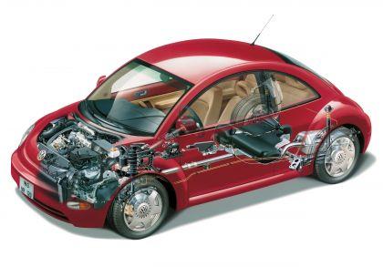 1998 Volkswagen New Beetle 9