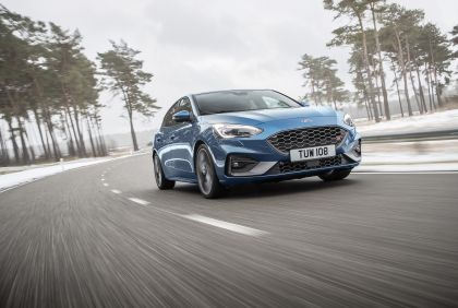 2020 Ford Focus ST 5