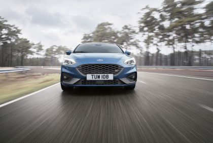 2020 Ford Focus ST 7