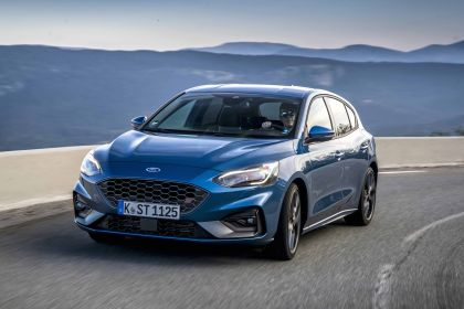 2020 Ford Focus ST 13