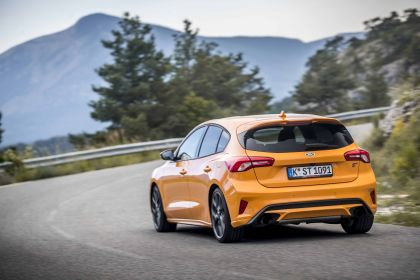 2020 Ford Focus ST 36