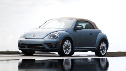 2019 Volkswagen Beetle Final edition - USA version 2