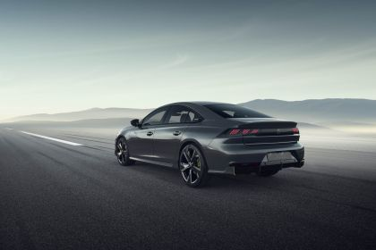 2019 Peugeot 508 Sport Engineered concept 7