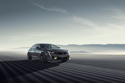 2019 Peugeot 508 Sport Engineered concept 8
